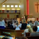 First Holy Communion and Confirmation at St. Peter Parish (April 2016) photo album thumbnail 3