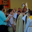 First Holy Communion and Confirmation at St. Peter Parish (April 2016) photo album thumbnail 7